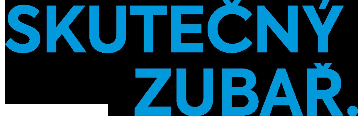 Logo - Skutečný zubař